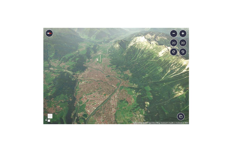 3D Landschaft panoExplore News