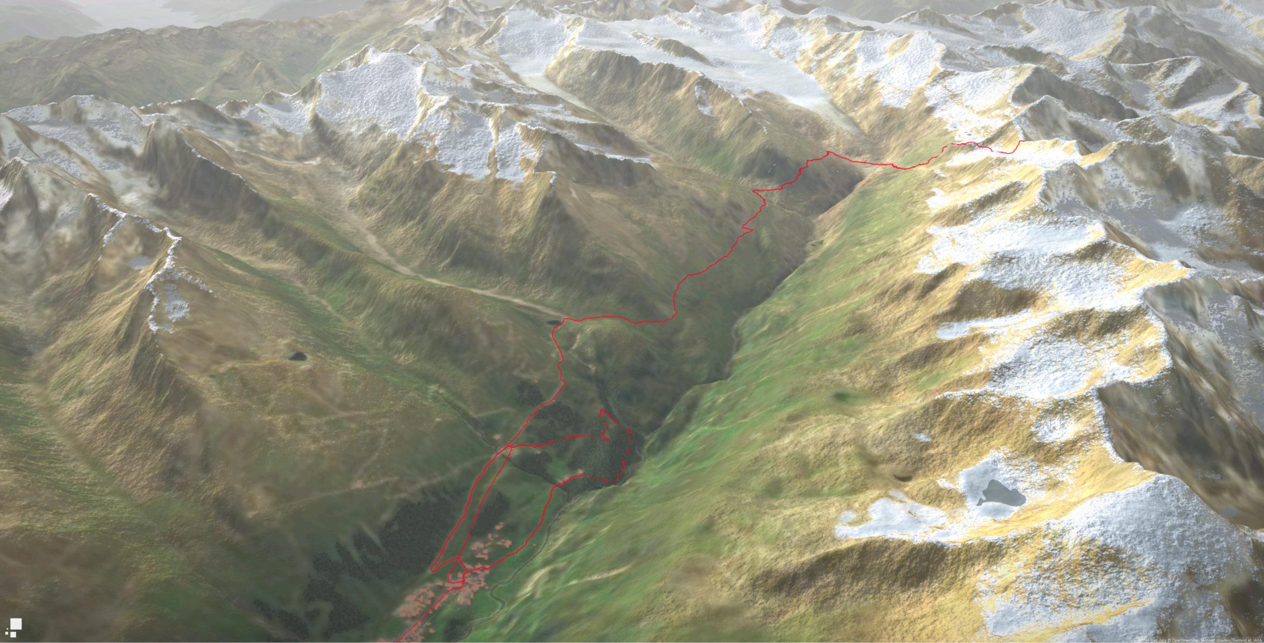 3D Webkarten News Update 3D Landschaft panoExplore Procedural