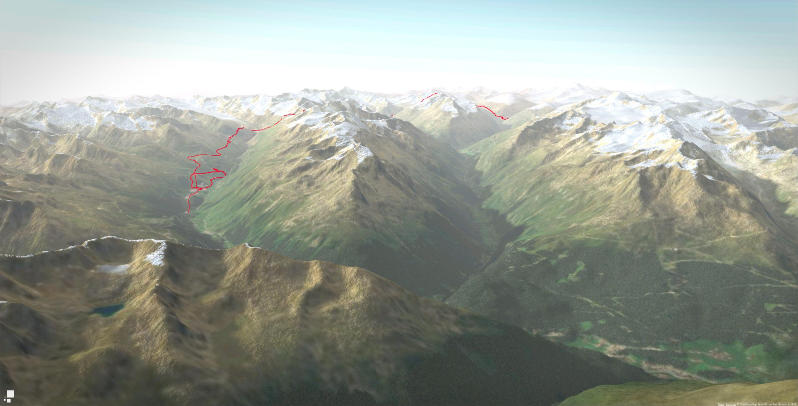 3D Webkarten panoExplore Procedural 2