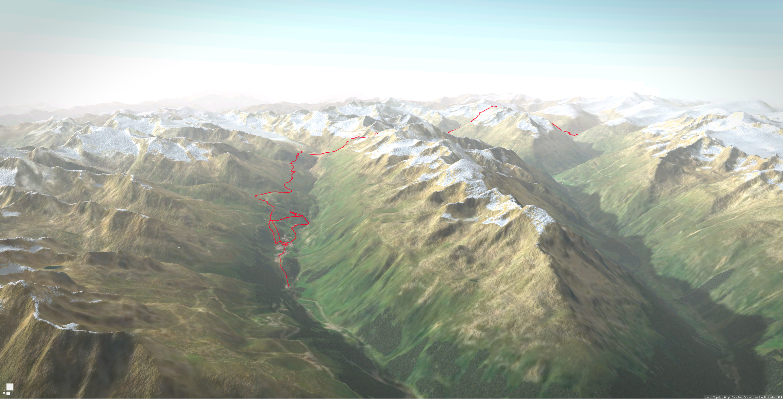 3D Webkarten panoExplore Procedural 3