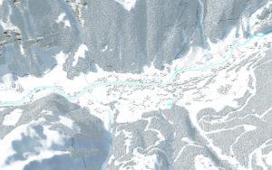 Jahreszeiten Panoramakarten zu jedem Thema Langlaufen Soelden