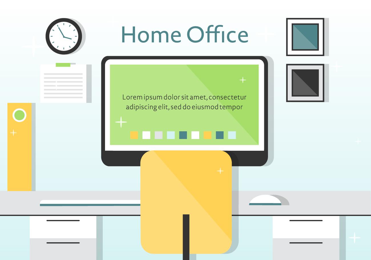 TOURISVIS Home Office Corona