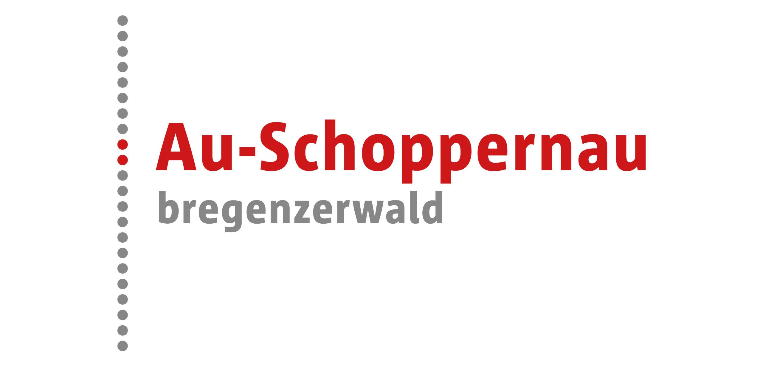 Au-Schoppernau Bregenzerwald Vorarlberg Logo